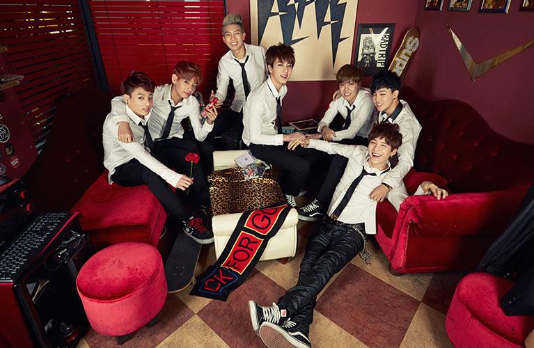 BTS grubunun ve üyelerinin bilinmeyen yönleri