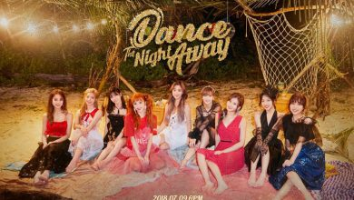 "Photo of Twice, ""Dance The Night Away"" ile geri dönüş yaptı"