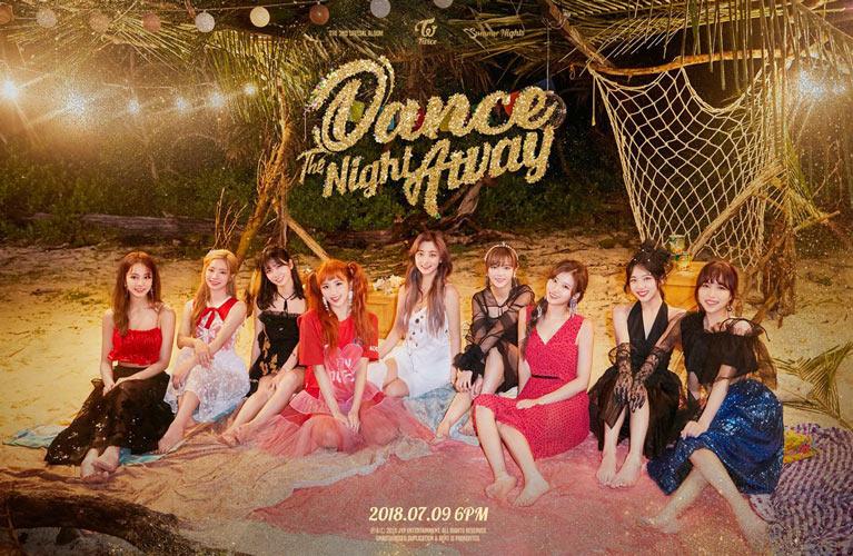 TWICE - Dance The Night Away ile geri dönüş yaptı