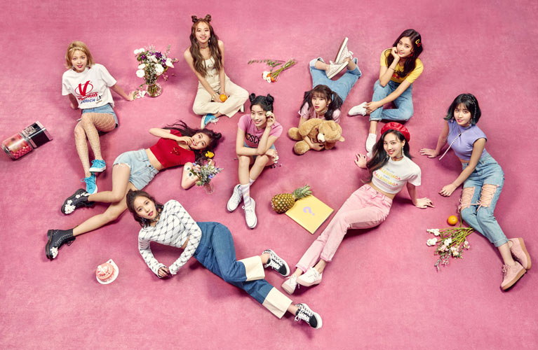 Twice grubunun ve üyelerinin özellikleri