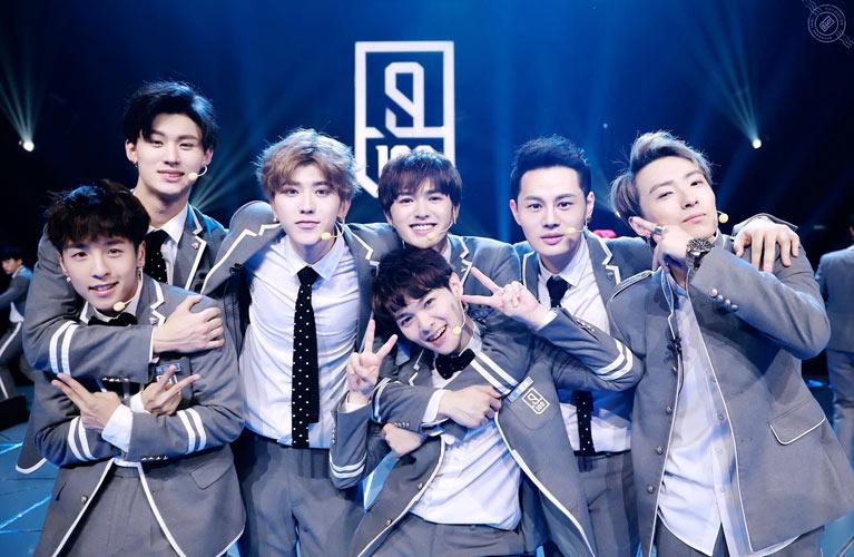 K-Pop & Drama Dergisi 4. sayısı - Nine Percent