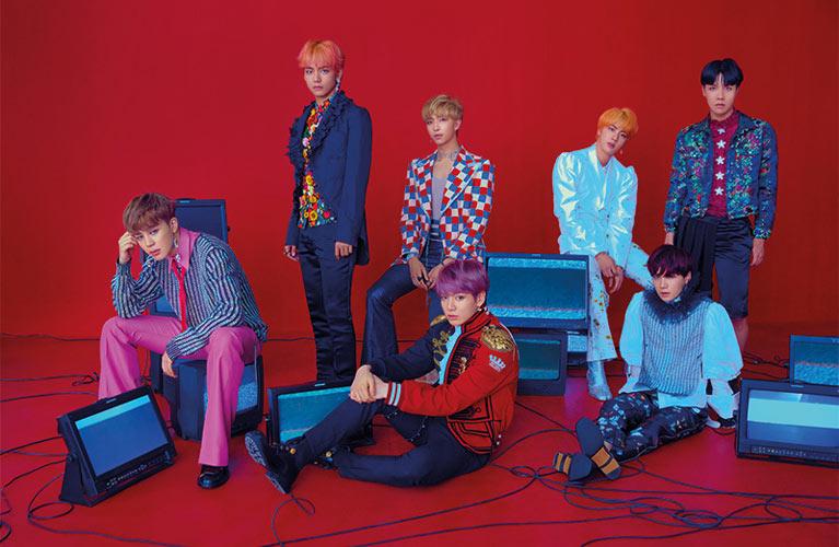 K-Pop & Drama Dergisi'nin 4. sayısında BTS haberleri