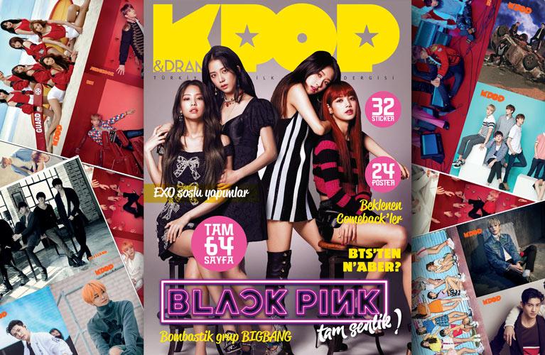 K-Pop & Drama Dergisi 4. sayısı