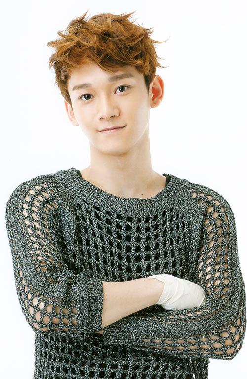 EXO'dan Chen'in özellikleri
