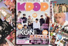 K-Pop & Drama Dergisi'nin 5. sayısında neler var?