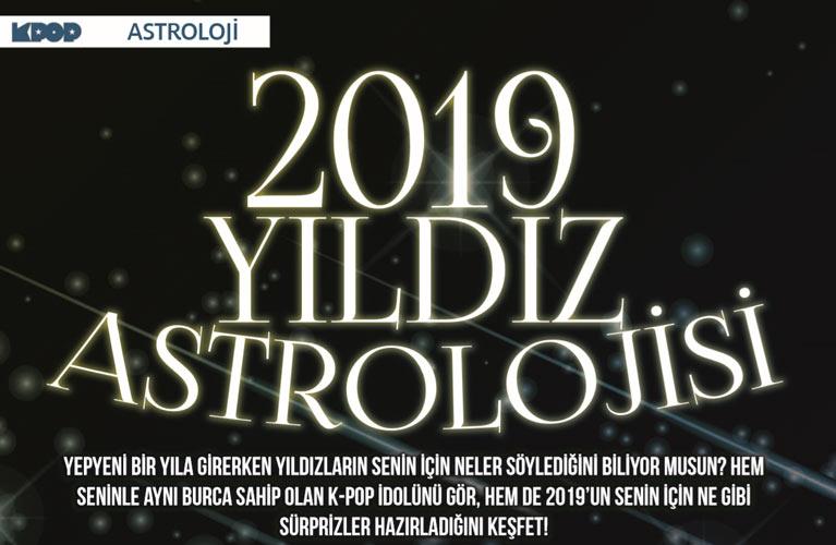 Özel sayı 2019 yıldız astrolojisi