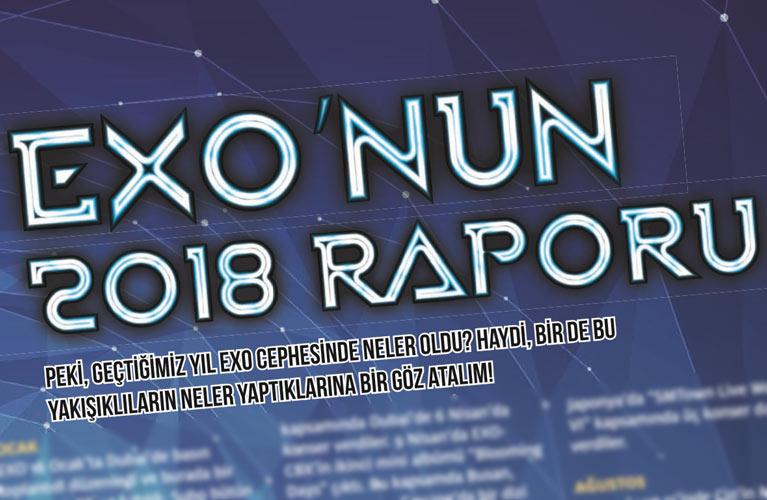 Yılbaşı özel sayısı EXO