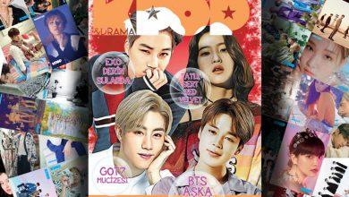 K-Pop & Drama Dergisi'nin altıncı sayısı çıktı bile