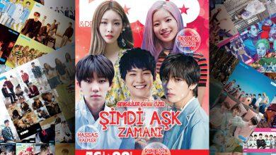 Photo of K-Pop & Drama Dergisi Sevgililer Günü Özel Sayısı Çıktı!