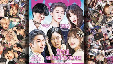 Photo of K-Pop&Drama Dergisi'nin 7. Sayısı Çıktı!