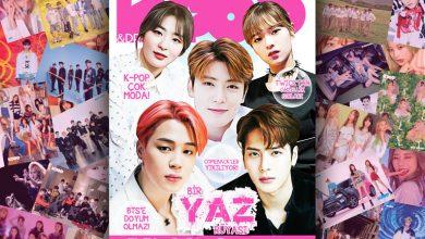 Photo of K-Pop&Drama Dergisi'nin Yaz Özel Sayısı Çıktı!