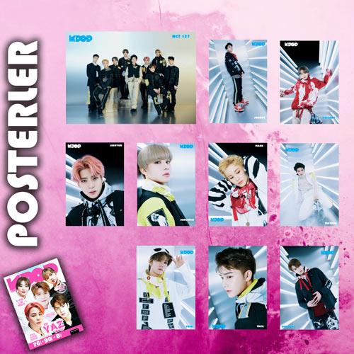 K-Pop Dergi Yaz Özel Sayısı posterleri