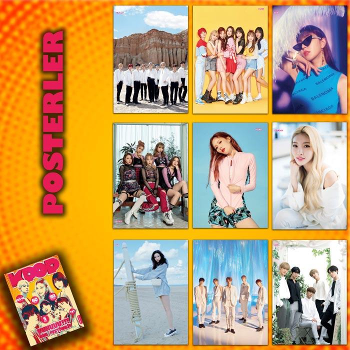 İdol Festivali Özel Sayısı posterleri