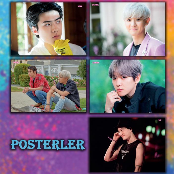 10. sayıdaki posterler