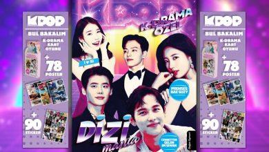 Photo of K-Pop&Drama Dergisi'nin K-Drama Özel Sayısı Çıktı!