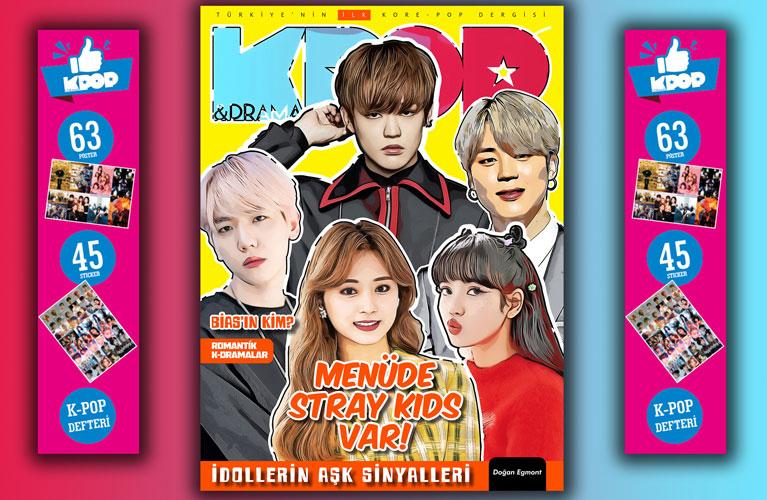 K Pop Drama Dergisi Nin 18 Sayisi Cikti K Pop Turkiye